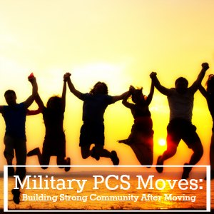 Great tips and advice to make the most of your next duty station after a military PCS move!