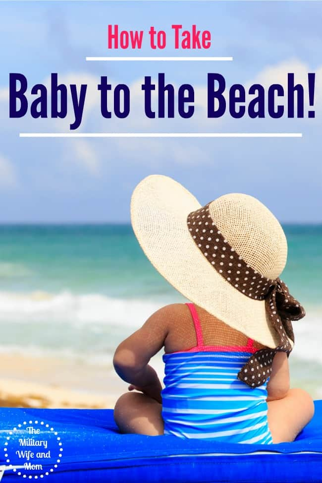 Love these beach hacks for moms with babies! #10 surprised me!