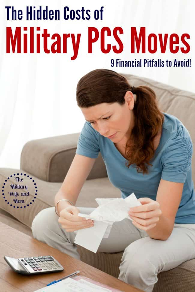9 financial pitfalls to avoid during your next military PCS move!