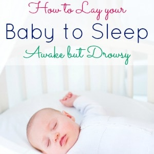 5 steps to help your baby learn to fall asleep independently and start sleeping better.