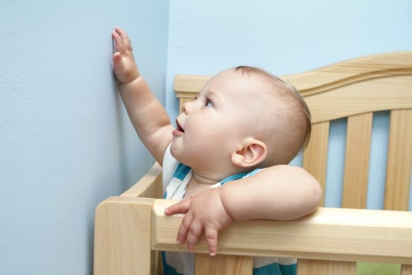 Baby Climbing Out Of The Crib Try This The Military Wife And Mom