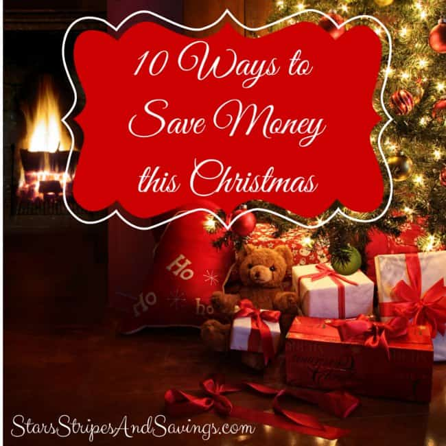 GREAT ways to save money this Christmas season!