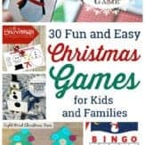 christmas games for family and kids to play at parties