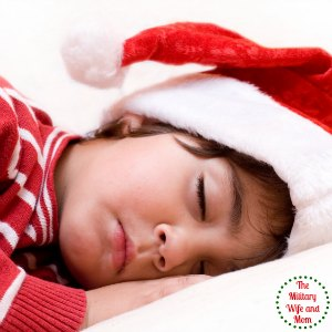 How to help kids sleep well during the holiday hustle and bustle