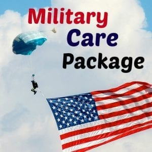 How to Create the Perfect Military Care Package! Awesome!