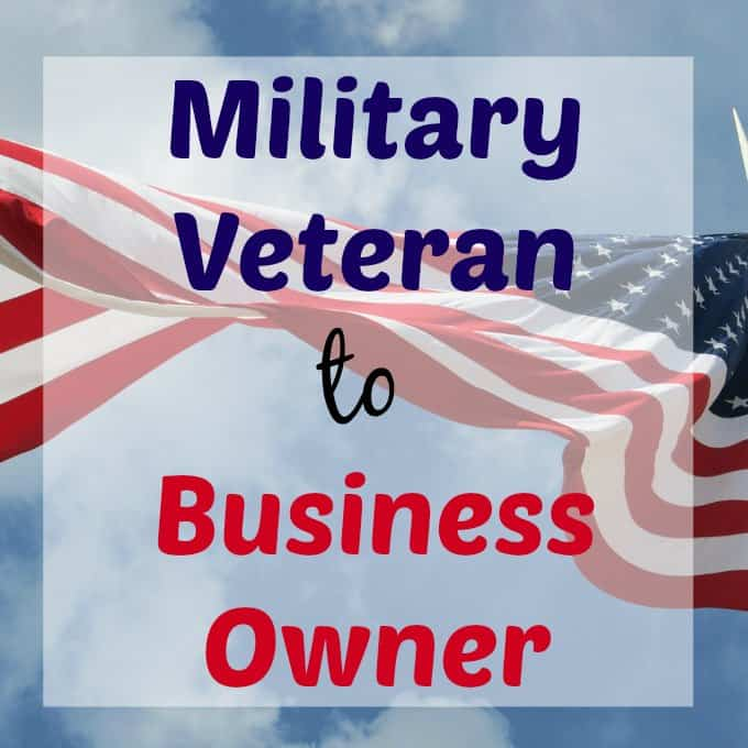 military veteran to business owner