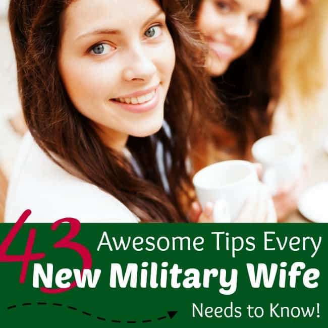 new military wife tips 2