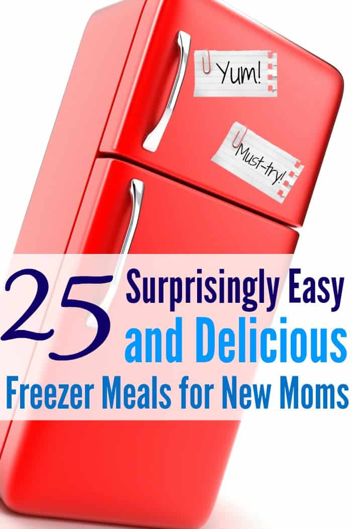 Best freezer meals for new moms that any family would LOVE to enjoy!