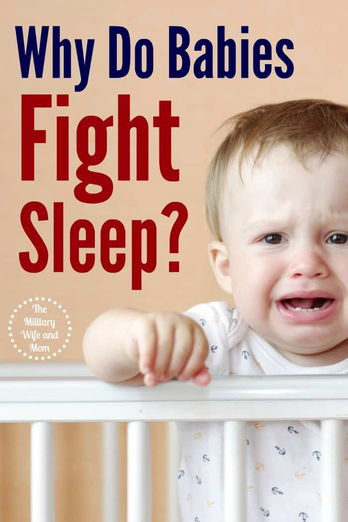 If your baby is fighting sleep there is A LOT you can do to improve it! These tips worked wonders for our baby.