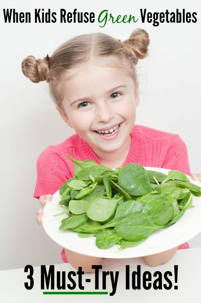 3 things you have to try to help your kids eat more leafy greens!
