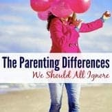 Such great parenting advice for any mom feeling discouraged!
