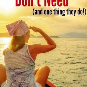 Yes, military spouses REALLY do need this one thing! So true!
