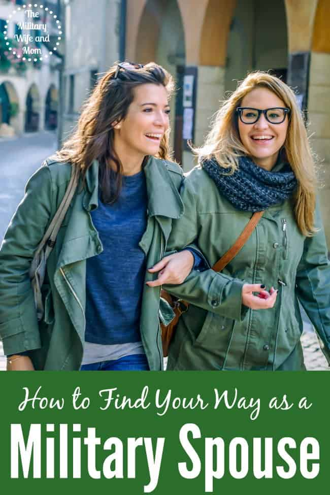 Ever feel lost as a military spouse? Awesome ways to find your way through military life! #ChevySalutes #FindNewRoads #spon