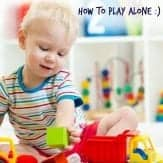 Easy tips to help your toddler become independent during playtime!