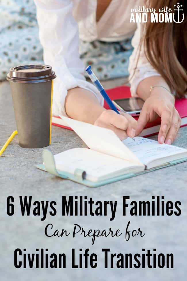 Getting ready to leave military life behind? Read this first!