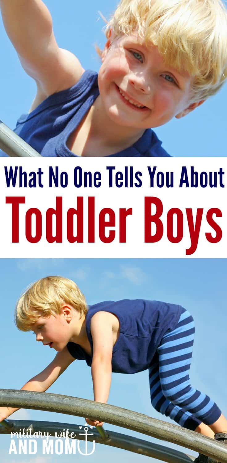 Learn the secrets to parenting toddler boys. Plus, the one tip that helped turn our toddler boy into a kind and gentle kid. **Loved these positive parenting tips for toddlers.