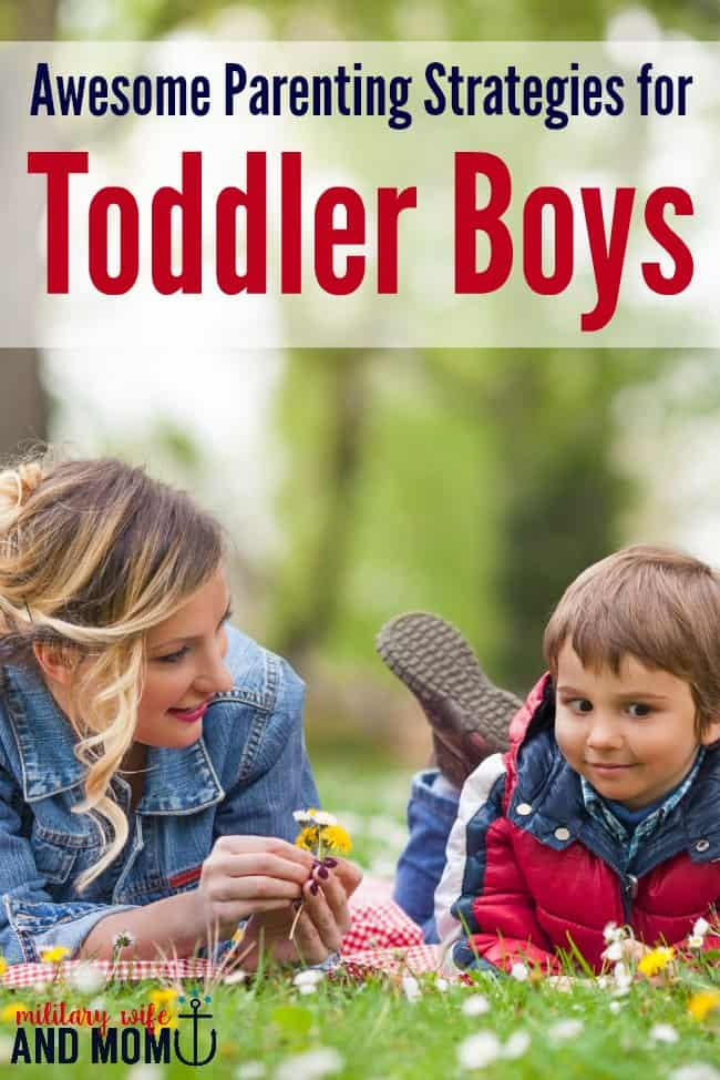 Really cool tips on parenting toddler boys based on the book Wild Things!