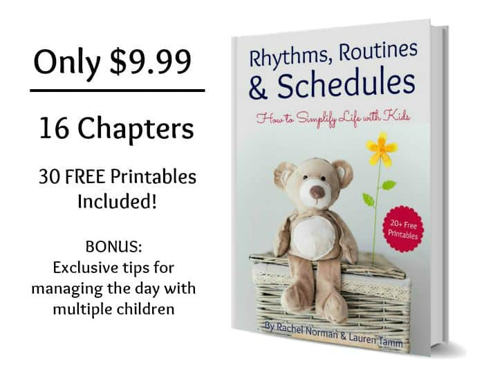 Routines Book Price Ad 2