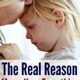 The real reason moms hear everything. So true!