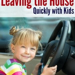 Running errands with kids made easy!