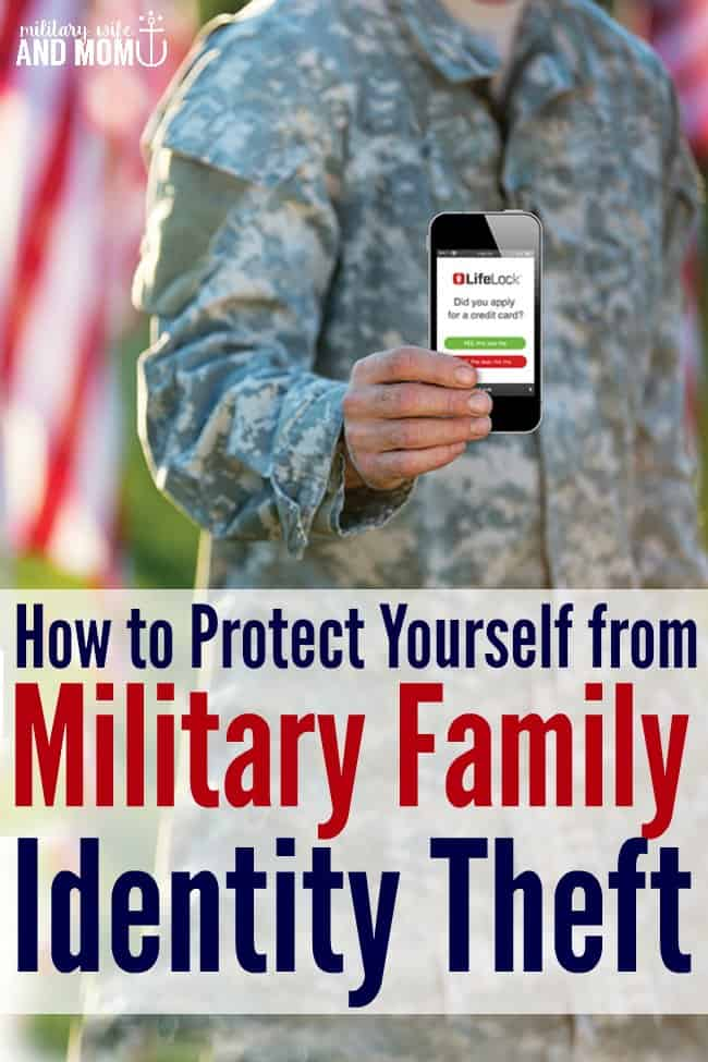 Protect yourself from identity theft! We love @LifeLock. #LifeLockMilitary AD