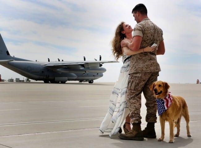military life blog posts