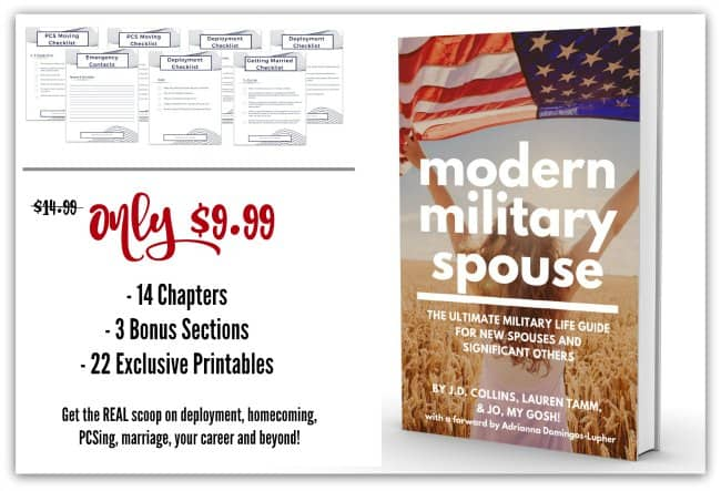 modern milspouse eBook today