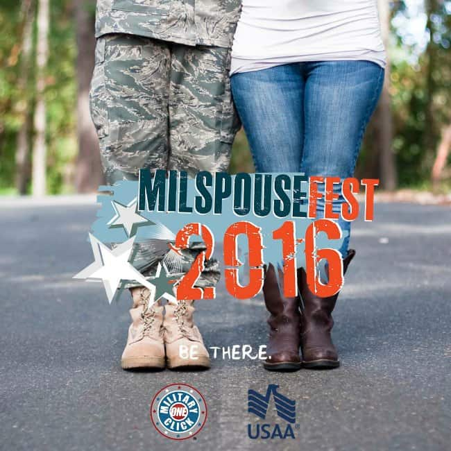 military spouse community square