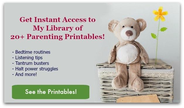 parenting printables image