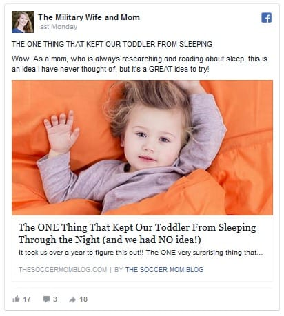 toddler keeps getting out of bed fb 2