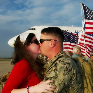 If feel lost in military life and you are struggling to take care of yourself as a military spouse, this is a great post!