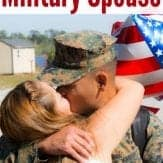 If you are a military spouse without kids, this is a must read! For military wives and military girlfriends, I wish I read this a long time ago.