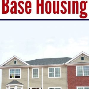 Fun and entertaining list of things about military base housing! Haha! Great read for military spouses, military significant others, anyone preparing for a PCS move, military family.