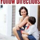 Looking for some SMART ways to teach kids to follow directions? These following directions tips are perfect and love the following directions activities at the end!
