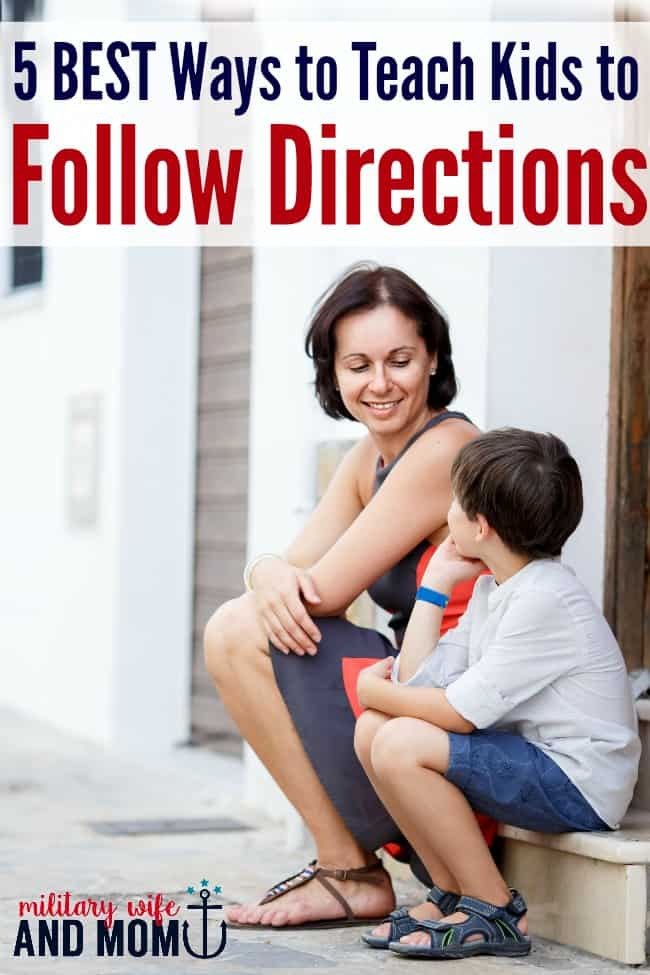 Theres Simple Way To Help Kids Learn >> 5 Genius Tricks To Try When Your Kids Won T Follow Directions The