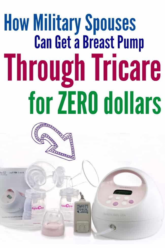 How To Get A Breast Pump Through Tricare For 0 The Military Wife