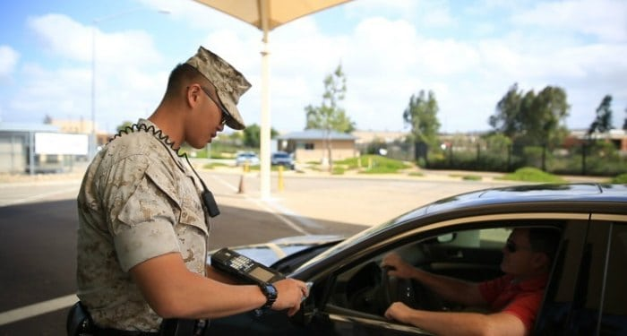 Military Base Gate Etiquette: 10 Easy Tips