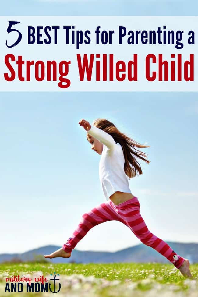 Learn the top 5 challenges of parenting a strong willed child and how to fix them! Strategies that are positive, yet highly effective when dealing with a strong willed child.