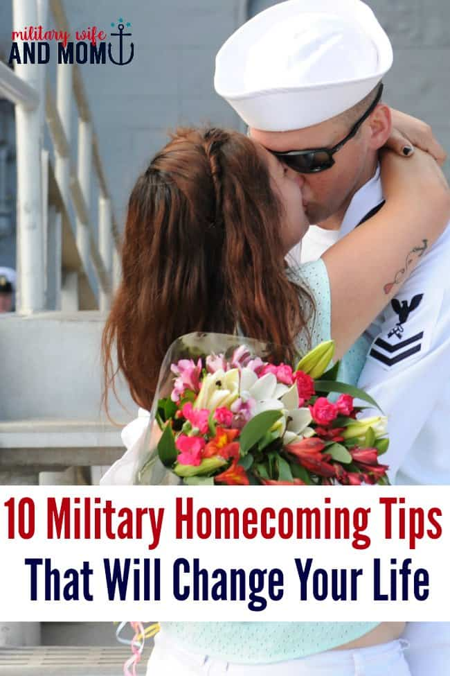 10 powerful military homecoming tips that will change your life