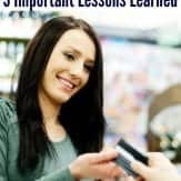3 important lessons you learn as a military spouse doing direct sales.