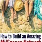 Learn 5 amazing ways to make friends with military spouses and build your military spouse network!