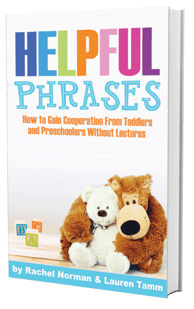 Learn how to respond to your kids using these helpful phrases. Best book on toddler discipline that will help you create a peaceful home.