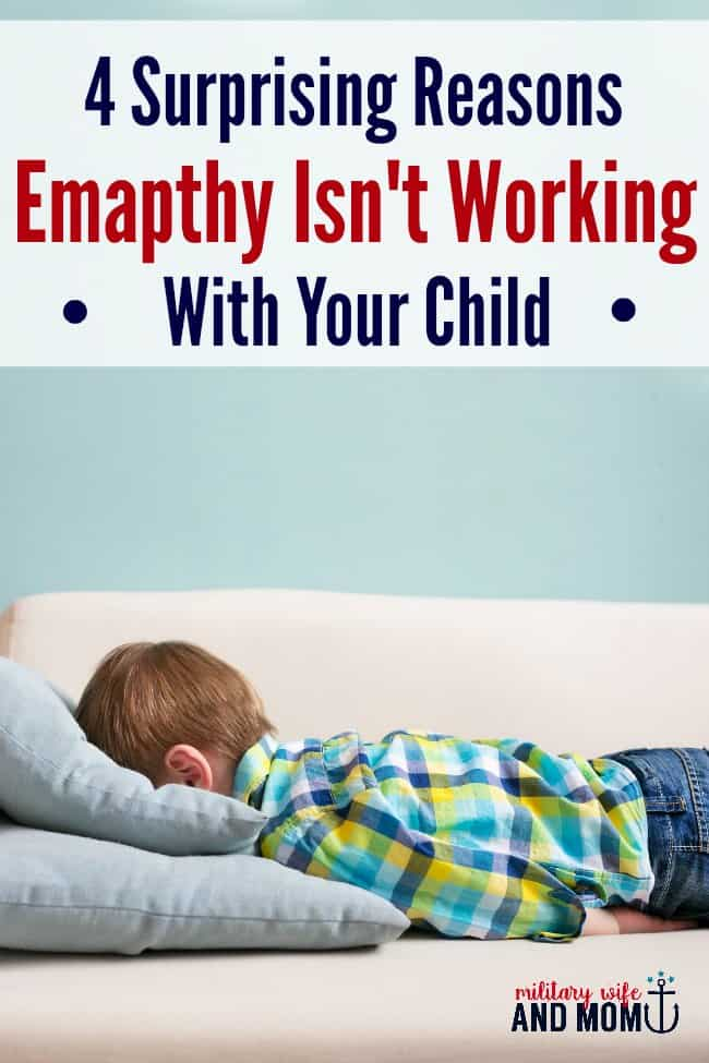 "I hear it time and time again, ""Empathetic parenting doesn't work with my kid."" There are four major misunderstandings about empathy. Learn how to fix it."