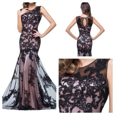 Woah...over seven gorgeous military ball dresses under 100 dollars! Look perfect next to your service member's uniform at your military ball. Free shipping.