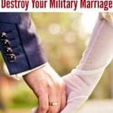 Keep a strong military marriage with this awesome tip!