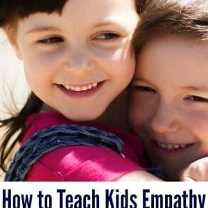 Teach empathy to kids   Positive parenting   Teach kids to listen   Raise kind kids