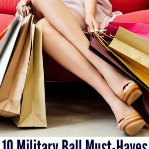 How to look AMAZING at your next military ball! Military ball dresses | Military ball dress accessories | Military Ball Dress Under 100