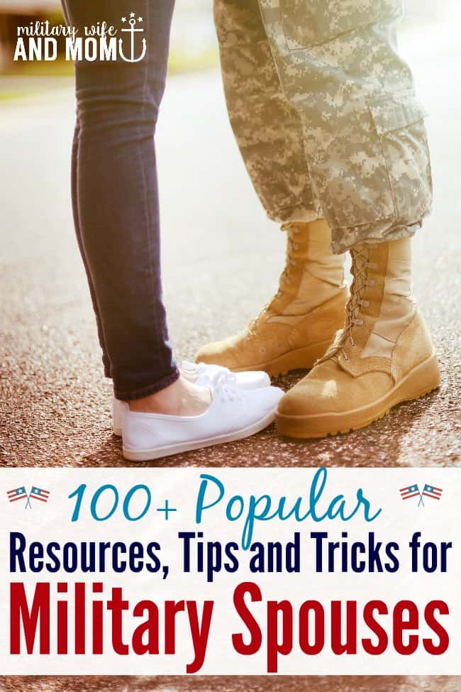 Great list of military spouse resources   Military wife   Military girlfriend   Military significant other   Military Family