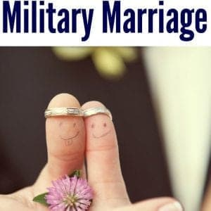 Love this tip to improve communication in military marriage. It's a simple phrase to reconnect your marriage. Marriage tips for military spouses.