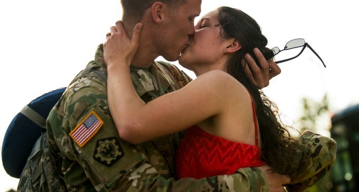Military husbands share nude wife pics